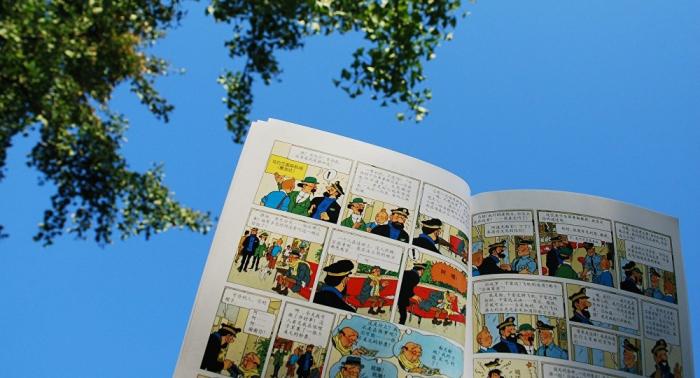 """""""تان تان"""" يحتفل بعيد ميلاده التسعين بقصة مثيرة للجدل"""