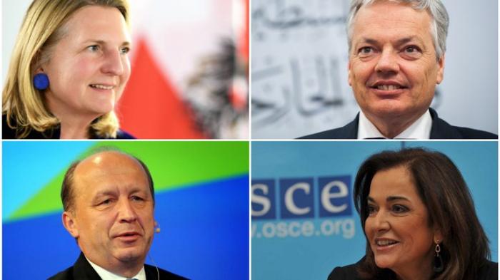 Quatre candidats pour prendre la tête du Conseil de l