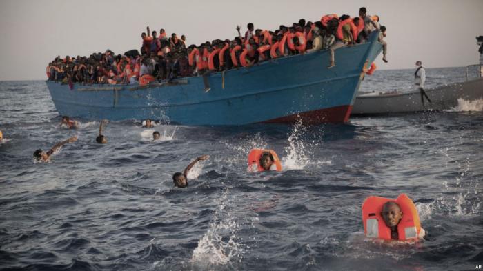 Retour en Libye pour près de 500 migrants secourus en mer