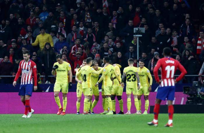 جيرونا يطيح بأتلتيكو في كأس إسبانيا والريال وإشبيلية إلى ربع النهائي