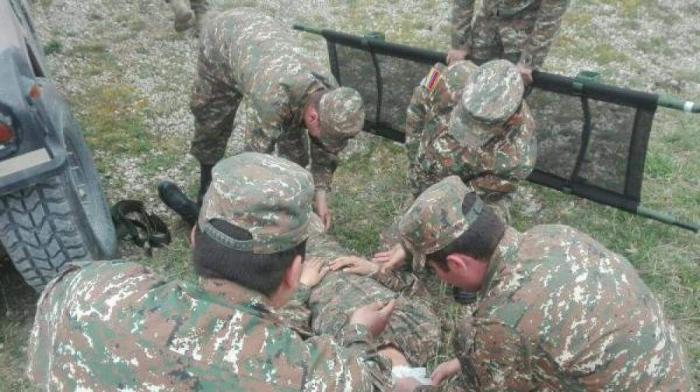 Ötən il 63 erməni hərbçisi ölüb - Statistika