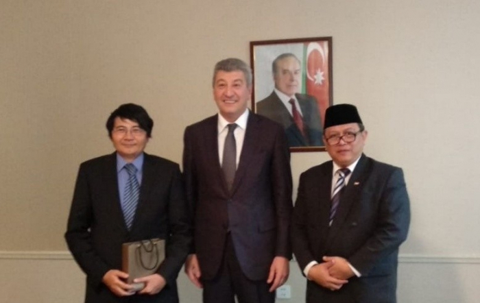 Political dialogue held between Azerbaijan and Indonesia