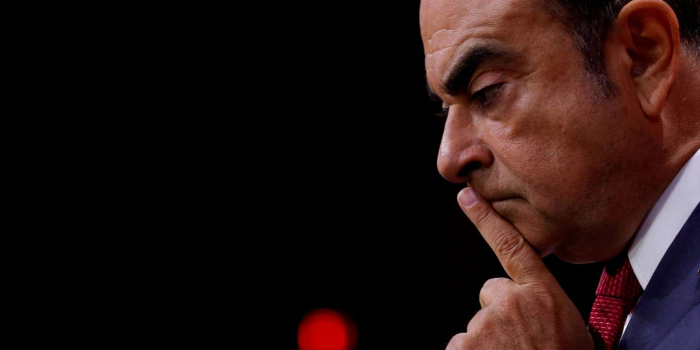 Le fils de Carlos Ghosn convaincu de l