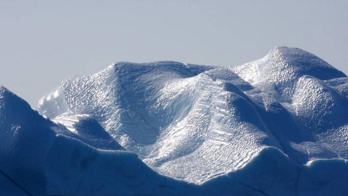 La fonte des glaces au Groenland multipliée par quatre en dix ans, selon une étude
