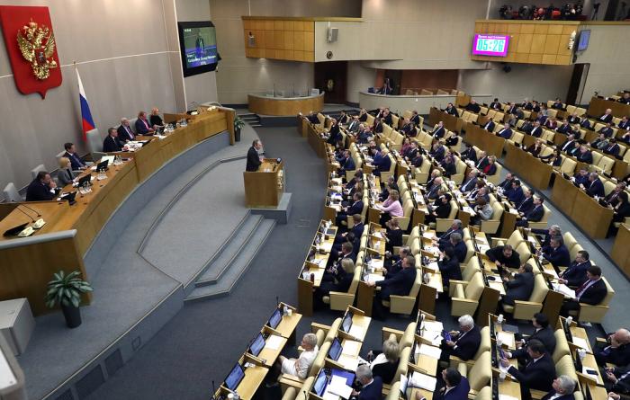 Rusiya AŞPA-nın qış sessiyasını boykot etdi