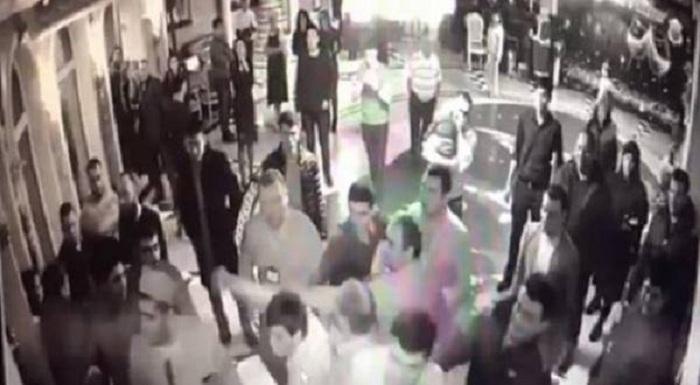 Qazaxıstanda erməni vəhşiliyi: Üç nəfər tutuldu, türklər etiraz edir - VİDEO