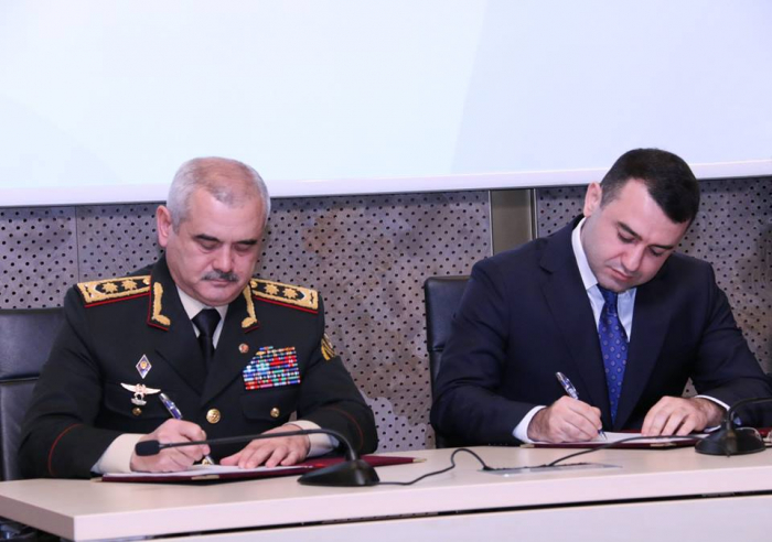 İki qurum arasında memorandum imzalanıb