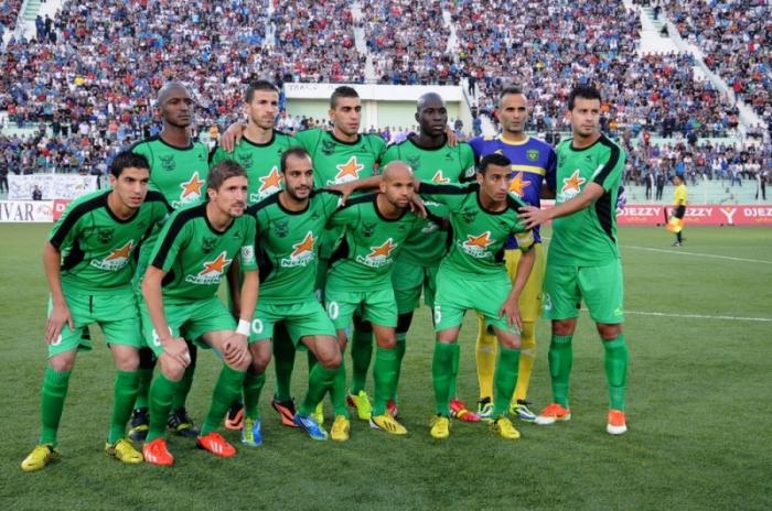 شباب قسنطية الجزائري يفوز على مازيمبي بثلاثية نظيفة