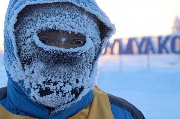 Ces athlètes ont couru 40 km par –52°C lors du marathon le plus froid du monde