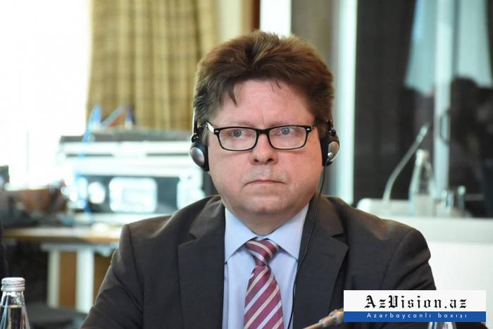 """Zoltan Hernyes: """"Heç kim mükəmməl deyil"""""""