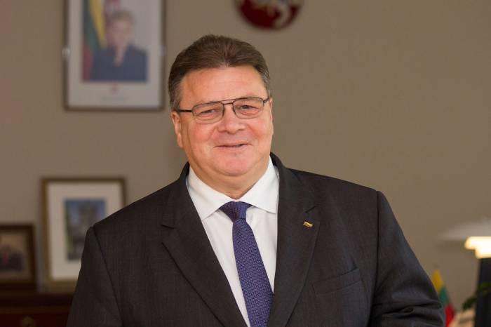 """Litva XİN rəhbəri: """"Azərbaycanla yeni sazişi səbirsizliklə gözləyirik"""" (EKSKLÜZİV)"""