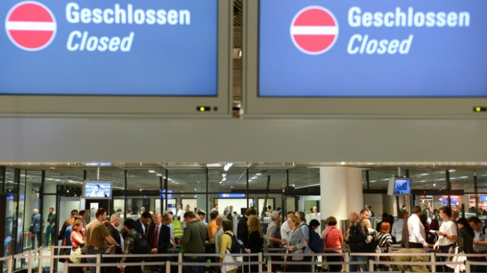 Warnstreiks an acht Flughäfen