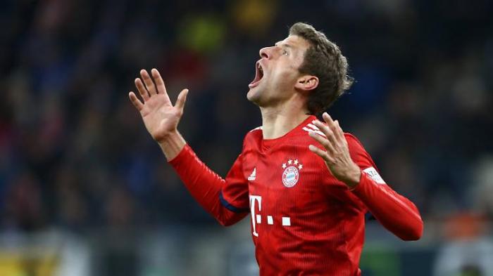 Die Jagd des FC Bayern läuft ins Leere