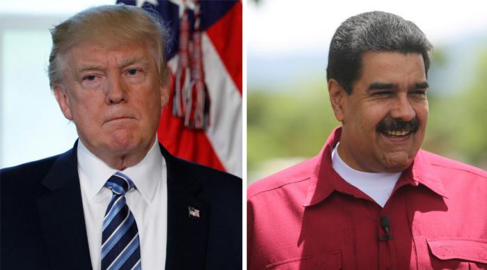 Venesuelaya hərbi müdaxilə masa üzərindədir – Tramp