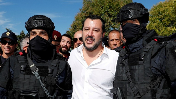 Salvini attacks mayors resisting harsh immigration rules