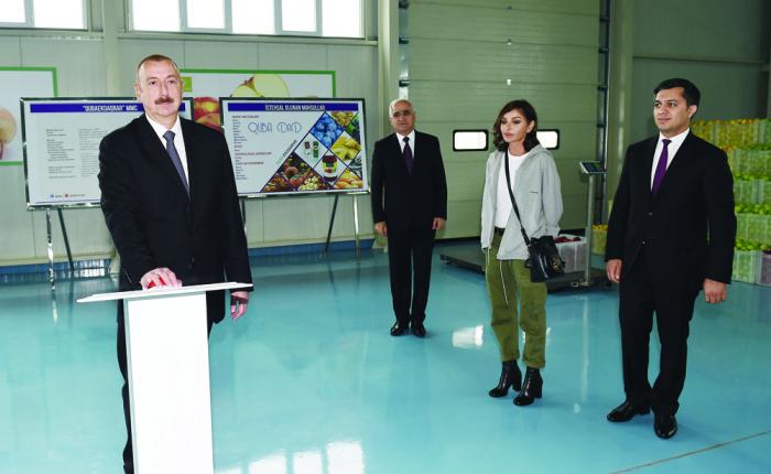 Prezident ötən il 23 rayon və şəhərə 26 səfər edib