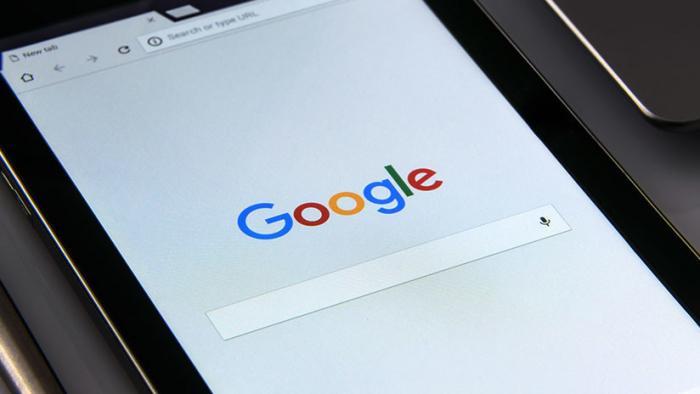 Reportan fallas en el funcionamiento de   Google