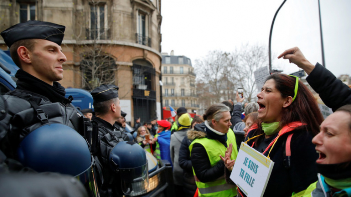 Yellow Vest demos are sign of Europe-wide anger over financial woes & govt indifference – French PM