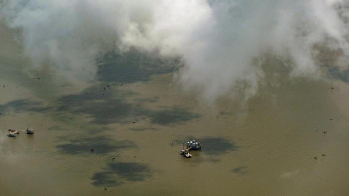 Gigantes zonas muertas se propagan por todo el mundo