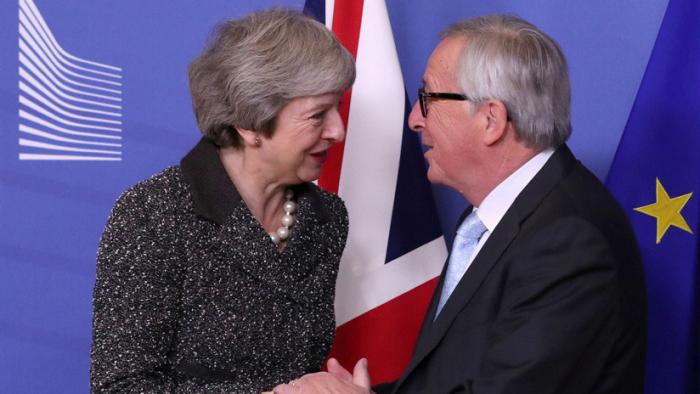 La derrota de May mina la paciencia de la UE