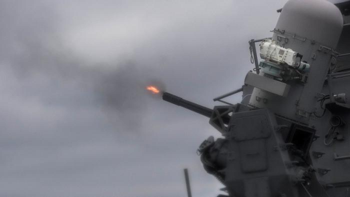 EEUU anuncia la instalación de un radar de defensa de misiles en el Pacífico