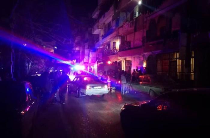 Incendie à Tripoli : une femme au bord de l'asphyxie, plusieurs familles évacuées