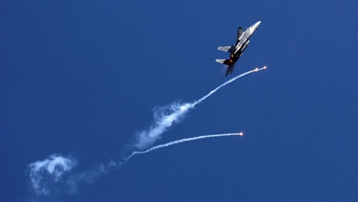 Varios muertos y heridos tras un ataque aéreo de Israel contra Siria