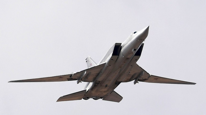 Russie : un bombardier stratégique s