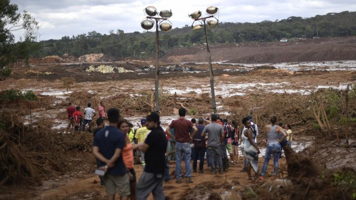 Brazilian mining company to pay $66mn fine following deadly dam burst