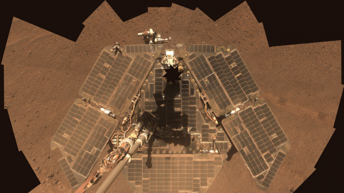 NASA makes last-ditch attempt to contact Opportunity rover as it braces for Martian winter