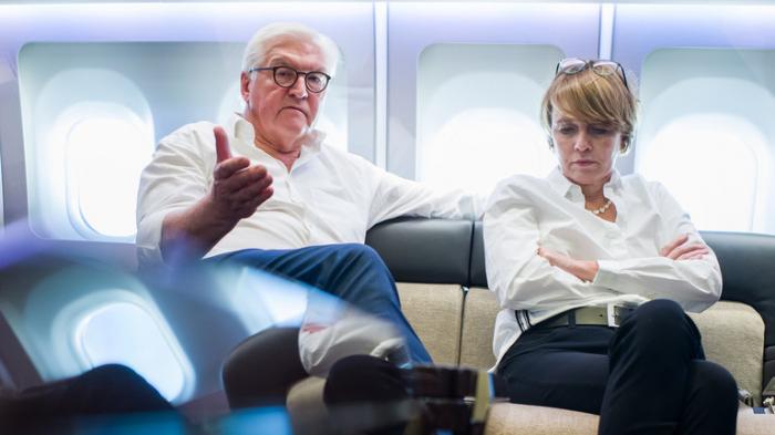 German president stranded in Ethiopia as plane breaks down… again