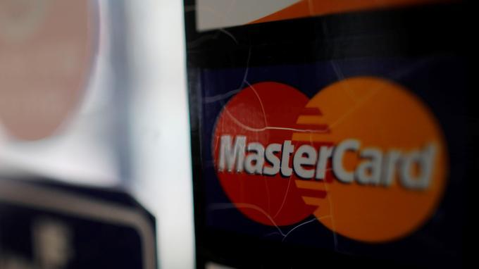 Mastercard se voit infliger une amende de 570 millions d