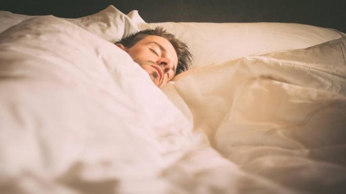 """""""Druck, gut zu schlafen, ist extrem gestiegen"""""""