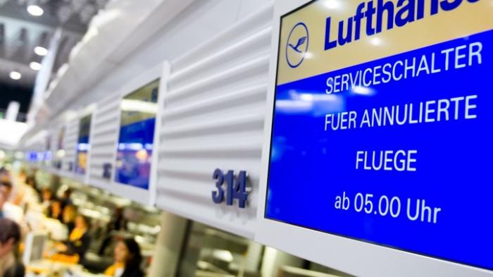 Fraport rät Passagieren zum Umplanen