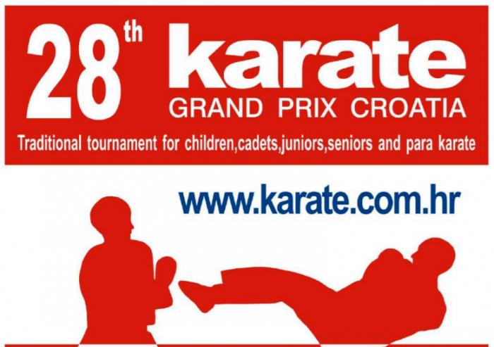 22 karateçimiz Xorvatiyada döyüşəcək