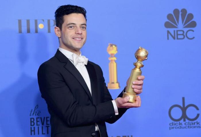 Golden Globes : «Bohemian Rhapsody»sacré meilleur film dramatique