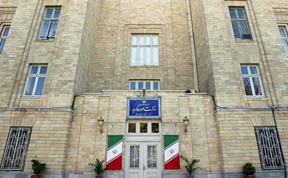 İrandan Niderlanda etiraz notası - Səfir XİN-ə çağırıldı