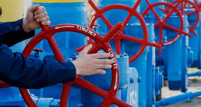 EU, Moscow, Kiev meet to discuss Russian gas transits via Ukraine