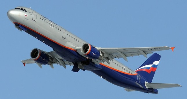 Emergency landing   after passenger demands Russian plane change course to Afghanistan