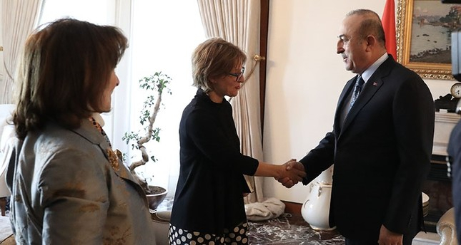 UN investigator on Khashoggi arrives in Turkey, meets with FM Сavusoglu