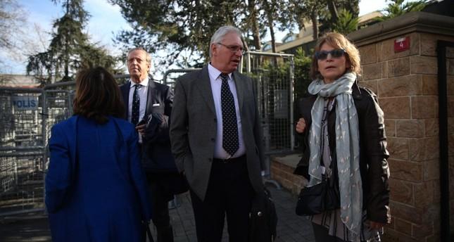 UN special rapporteur denied entry into Saudi Consulate in Istanbul