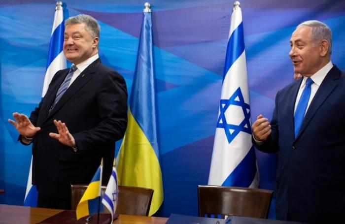 Israel, Ukraine sign long-awaited free trade agreement