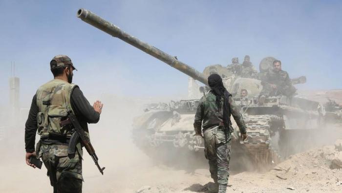 Syrie:   la coalition annonce le début de son retrait
