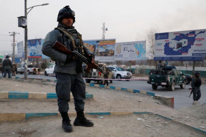 Attentat à la voiture piégée à Kaboul,   4 morts et 44 blesssés