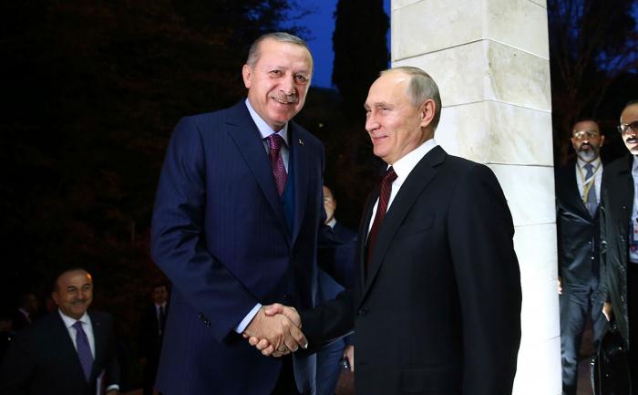 Turquie:  Erdogan attendu mercredi à Moscou
