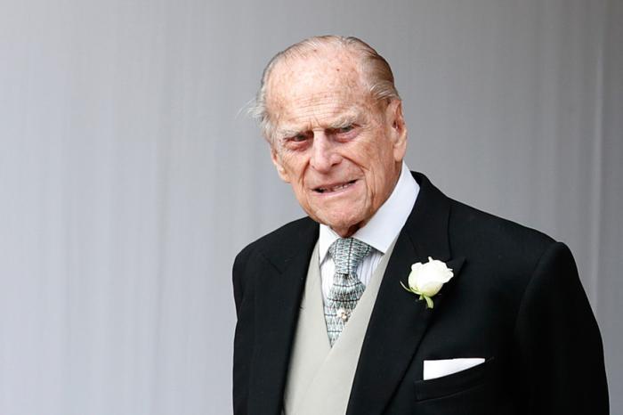 Le prince Philip présente ses excuses à la femme blessée dans l