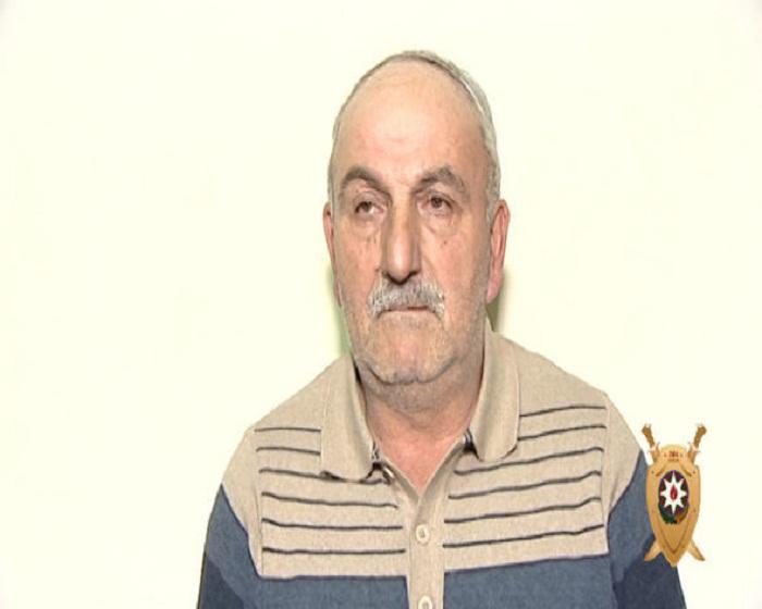 Samux sakinindən 33 kq narkotik götürüldü - FOTOLAR