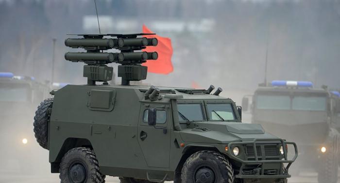الدفاع الروسية تعلن عن اختبار منظومة دفاع جديدة هذا العام