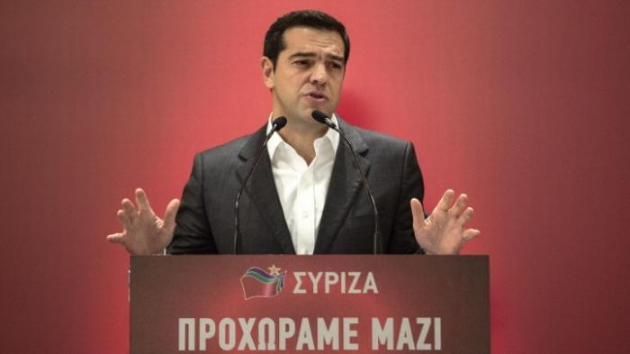 Ministerpräsident Tsipras gewinnt Vertrauensfrage