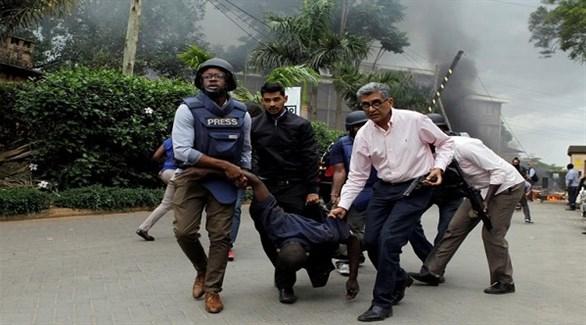 كينيا: ارتفاع حصيلة الهجوم على فندق وأمريكي بين الضحايا